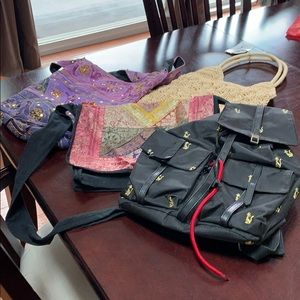 Handbags - Lot of misc bags